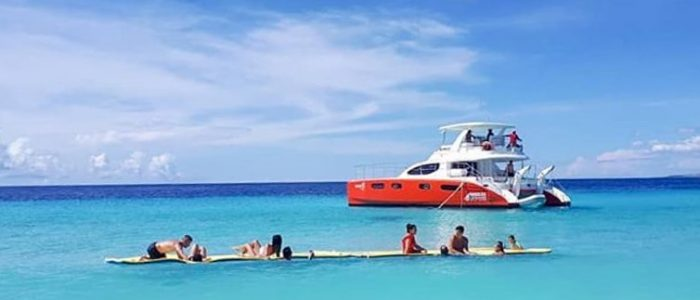 Top Cat Klein Curacao Breeze Tours